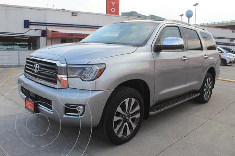 Toyota Sequoia Limited usado (2020) color Plata precio $2,300,000