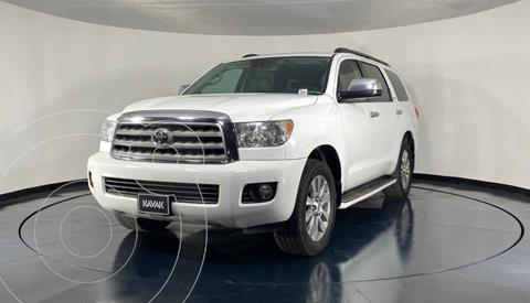 Toyota Sequoia Limited usado (2016) color Gris precio $504,999