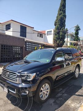 Toyota Sequoia Platinum usado (2019) color Negro precio $850,000