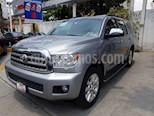 Foto venta Auto usado Toyota Sequoia Platinum (2011) color Plata precio $289,000