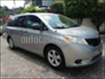 Foto venta Auto usado Toyota Sienna 3.5 LE AT (2012) color Plata precio $240,000