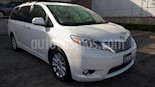 Foto venta Auto usado Toyota Sienna 5p Limited V6/3.5 Aut (2015) color Blanco precio $420,000