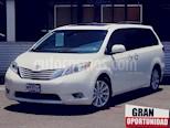 Foto venta Auto usado Toyota Sienna 5p XLE V6/3.5 Aut Q/C Piel (2014) color Blanco precio $385,000