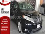 Foto venta Auto usado Toyota Sienna 5p XLE V6/3.5 Aut Q/C Piel (2014) color Negro precio $324,000