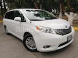 Foto venta Auto usado Toyota Sienna 5p XLE V6/3.5 Aut (2012) color Blanco precio $255,000