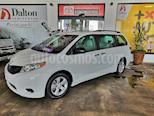 Foto venta Auto Seminuevo Toyota Sienna CE 3.5L (2015) color Blanco precio $319,000