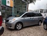 Foto venta Auto usado Toyota Sienna CE 3.5L (2015) color Plata precio $315,000