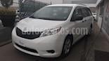 Foto venta Auto usado Toyota Sienna CE 3.5L (2016) color Blanco precio $299,000