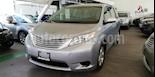 Foto venta Auto usado Toyota Sienna CE 3.5L color Plata precio $299,000