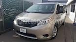 Foto venta Auto usado Toyota Sienna CE 3.5L color Cafe precio $295,000