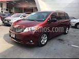 Foto venta Auto Seminuevo Toyota Sienna CE 3.5L (2013) color Rojo precio $237,000