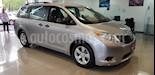 Foto venta Auto usado Toyota Sienna CE 3.5L (2016) color Plata precio $339,000