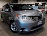 Foto venta Auto usado Toyota Sienna LE 3.3L color Plata precio $285,000