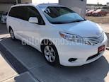 Foto venta Auto usado Toyota Sienna LE 3.3L (2017) color Blanco precio $465,000