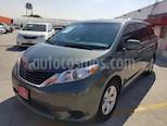 Foto venta Auto usado Toyota Sienna LE 3.5L color Verde precio $349,000