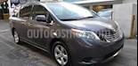 Foto venta Auto usado Toyota Sienna LE 3.5L (2017) color Gris precio $389,000