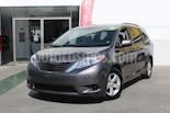 Foto venta Auto usado Toyota Sienna LE 3.5L color Gris precio $379,000