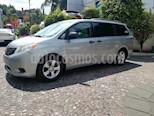 Foto venta Auto usado Toyota Sienna LE 3.5L (2012) color Plata precio $240,000