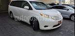 Foto venta Auto usado Toyota Sienna LE 3.5L (2016) color Blanco precio $369,900