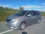 Foto venta Auto usado Toyota Sienna LE 3.5L (2014) color Gris Plata  precio $258,000