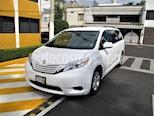 Foto venta Auto usado Toyota Sienna LE 3.5L (2015) color Blanco precio $289,900