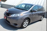 Foto venta Auto usado Toyota Sienna LE 3.5L (2014) color Gris Oscuro precio $349,000