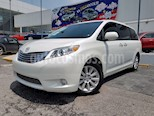 Foto venta Auto usado Toyota Sienna Limited 3.5L (2012) color Blanco precio $299,000