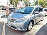 Foto venta Auto usado Toyota Sienna Limited 3.5L color Plata precio $263,000