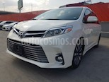 Foto venta Auto usado Toyota Sienna Limited 3.5L (2018) color Blanco precio $699,000
