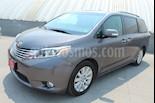Foto venta Auto usado Toyota Sienna Limited 3.5L (2012) color Gris precio $299,000