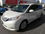 Foto venta Auto usado Toyota Sienna Limited 3.5L (2014) color Blanco precio $355,000