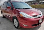 Foto venta Auto usado Toyota Sienna Limited 3.5L (2009) color Rojo precio $175,000