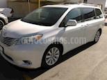 Foto venta Auto Seminuevo Toyota Sienna Limited 3.5L (2013) color Blanco precio $309,000