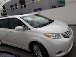 Foto venta Auto usado Toyota Sienna Limited 3.5L color Blanco precio $270,000