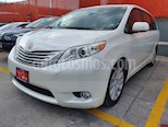 Foto venta Auto usado Toyota Sienna Limited 3.5L (2014) color Blanco precio $399,000