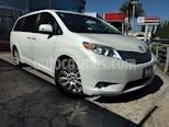 Foto venta Auto usado Toyota Sienna Limited 3.5L (2014) color Blanco precio $365,000