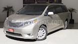 Foto venta Auto usado Toyota Sienna Limited 3.5L (2017) color Blanco precio $630,000
