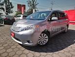 Foto venta Auto usado Toyota Sienna Limited 3.5L color Plata Brillante precio $430,000
