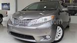 Foto venta Auto usado Toyota Sienna Limited 3.5L (2012) color Gris precio $280,000