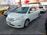 Foto venta Auto Seminuevo Toyota Sienna Limited 3.5L (2013) color Blanco precio $379,000