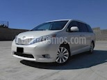 Foto venta Auto usado Toyota Sienna Limited 3.5L color Blanco precio $395,000