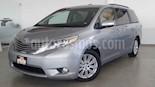 Foto venta Auto usado Toyota Sienna Limited 3.5L (2016) color Plata precio $460,000