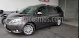 Foto venta Auto usado Toyota Sienna Limited 3.5L color Cafe precio $289,900