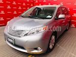 Foto venta Auto usado Toyota Sienna Limited 3.5L (2014) color Plata precio $375,000
