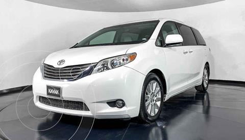 Toyota Sienna Limited 3.5L usado (2014) color Beige precio $378,999