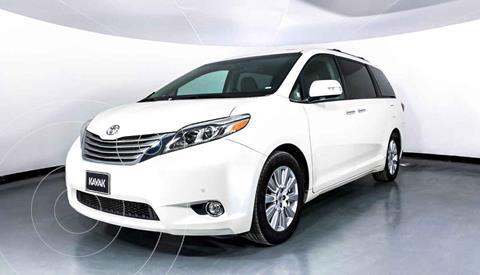 Toyota Sienna CE 3.5L usado (2018) color Blanco precio $509,999