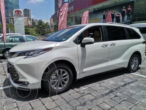 Toyota Sienna Limited 3.5L usado (2020) color Blanco precio $850,000