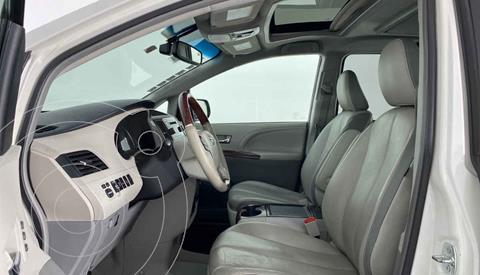 Toyota Sienna CE 3.3L usado (2013) color Blanco precio $329,999