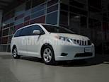 foto Toyota Sienna XLE 3.5L usado (2015) color Blanco precio $349,000