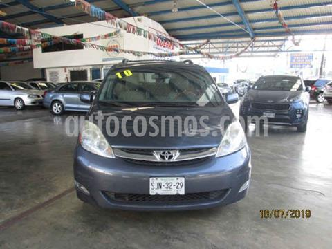 Toyota Sienna Limited 3.3L usado (2010) color Azul precio $180,000